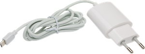 X-Power Micro USB Travel Charger 2,4 A White