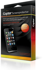 Copter Screenprotector Huawei Y6 Pro