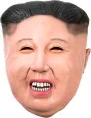 Latex Mask Kim Jong Un