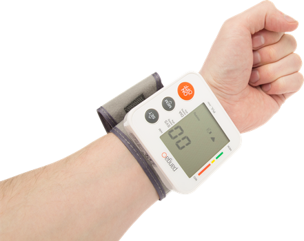 Electronic Blood Pressure Monitor (Wrist)