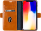 D.Bramante Lynge iPhone XS Max Golden Tan