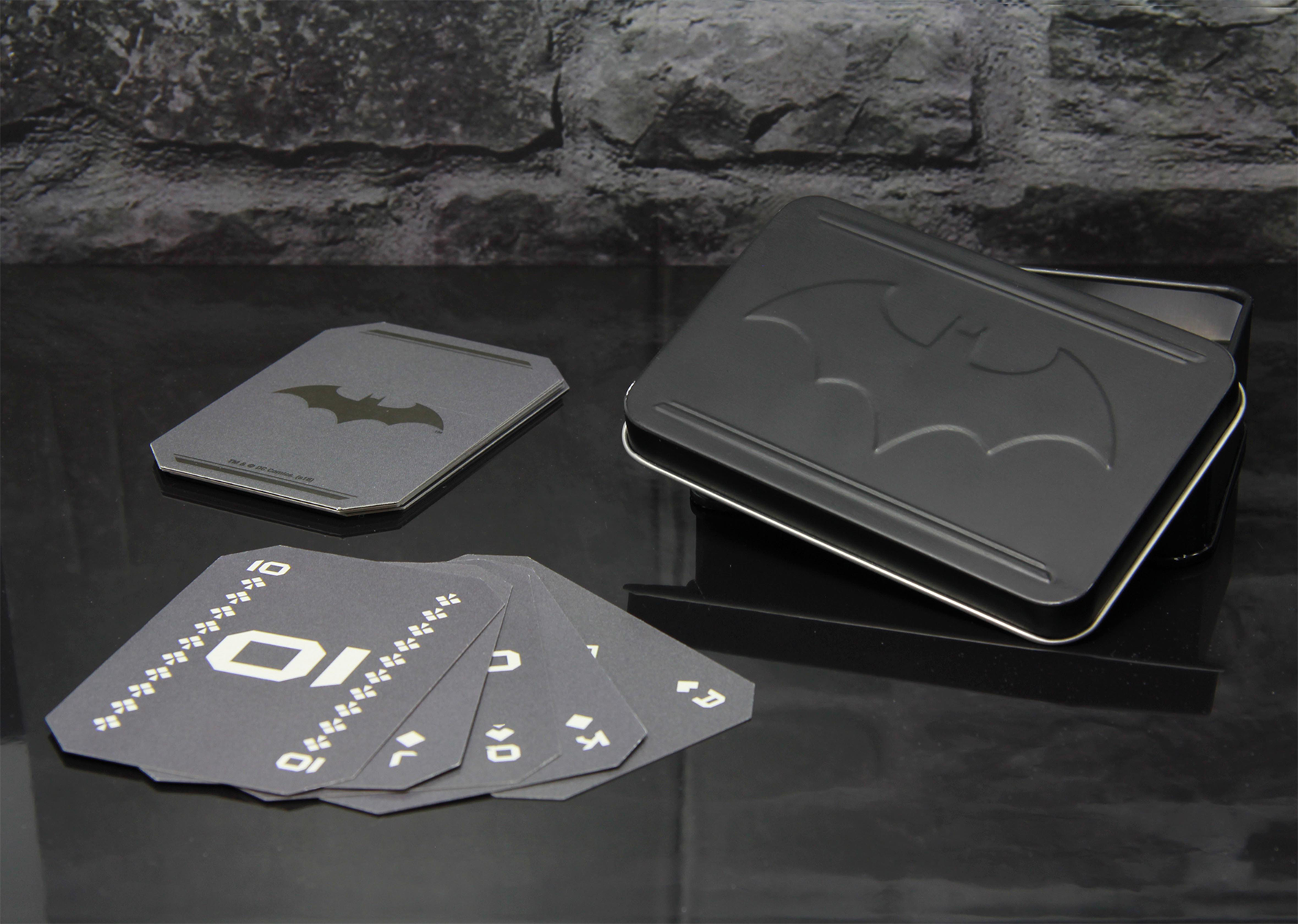 Läs mer om Batman Playing Cards