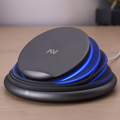 Avity Wireless Moodlight Qi Charger 10 W