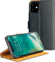 Xqisit Slim Wallet Selection iPhone 11 Black