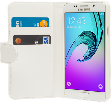 iZound Wallet Case Samsung Galaxy A3 (2016) SM-A310 White