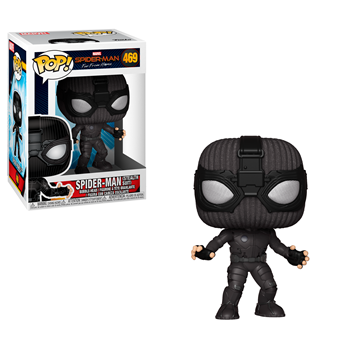 Funko POP Marvel - Spider-Man Stealth Suit