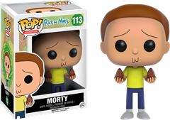 Funko POP Rick & Morty - Morty