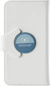 Gear Universal Phone Wallet for PopSockets White