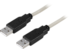 USB 2.0 Kabel A-A ha/ha 5m