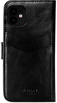 iDeal of Sweden Magnet Wallet+ iPhone 11/XR Black