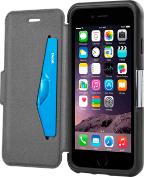 OtterBox Strada iPhone 6/6S Black