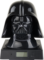 Star Wars Darth Vader Projection Clock
