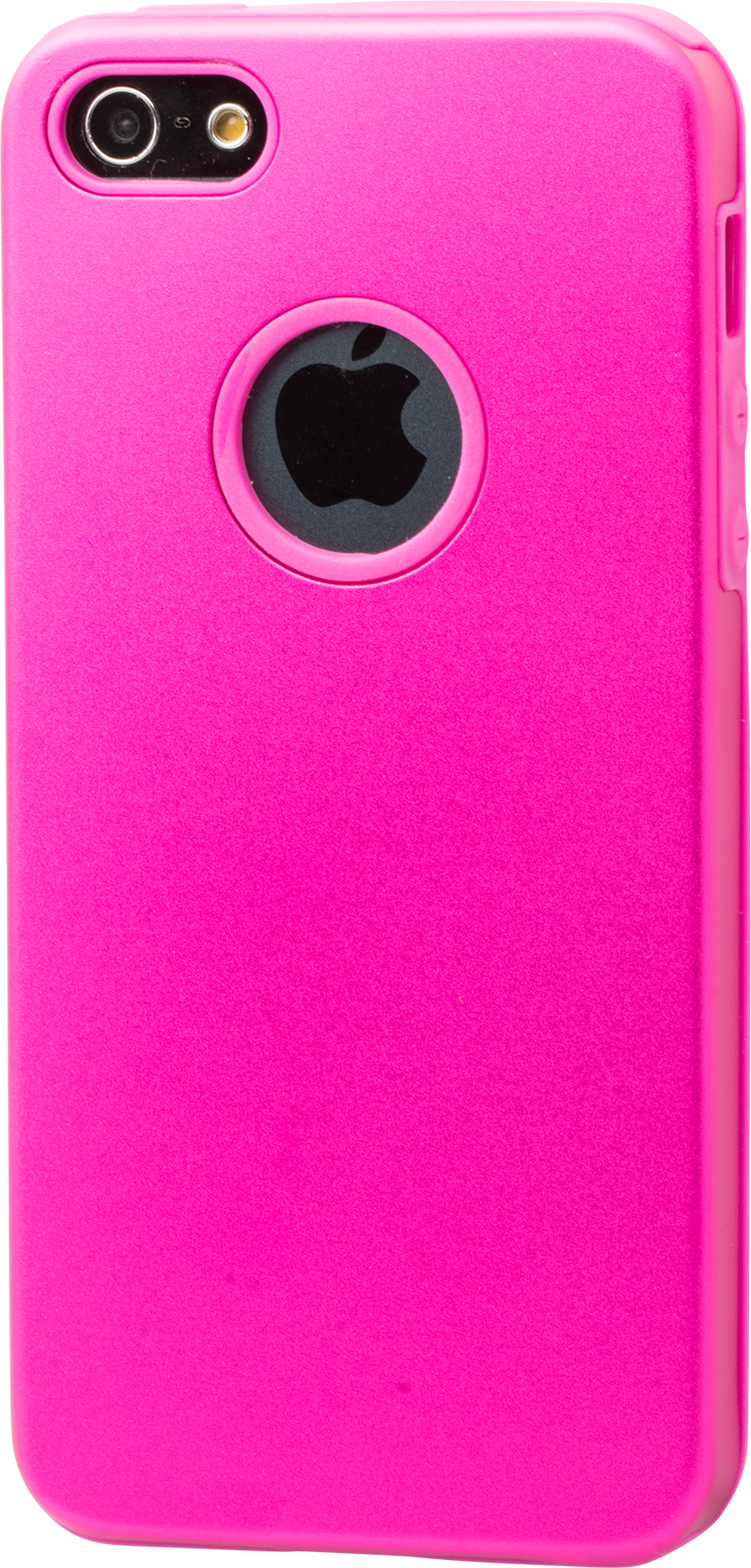 Läs mer om iZound Alu-Case Duo iPhone 5/5S Pink