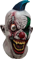 Maskeradmask Morph DigitalDudz Pinned-Eye Clown