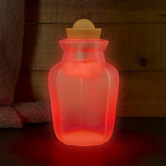 Nintendo Zelda Potion Lamp