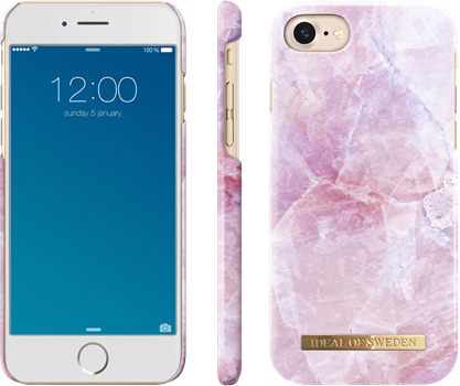 iDeal of Sweden Fashion Case iPhone 6/6S/7/8 Pillion Pink