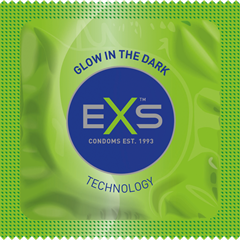 EXS Glow in the Dark 3-pack