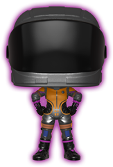 Funko POP Fortnite - Dark Vanguard