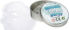 Putty Crystal Clear 60 g