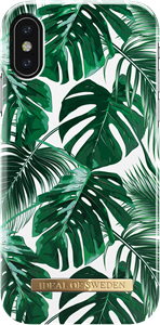iDeal of Sweden Fashion Case iPhone X Monstera Jungle