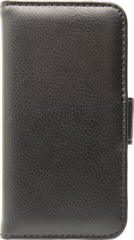 iZound Leather Wallet Case Samsung Galaxy A3 (2017) Black
