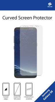 iZound Screen Protector Curved Samsung Galaxy S8