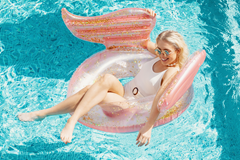 Pool Float Giant Wings Tube
