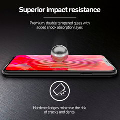 Thor CF Privacy + Frame for iPhone 11 Pro / XS