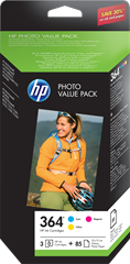 HP CH082EE Nr 364 Photo Pack