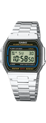 Casio A164WA Digital Watch