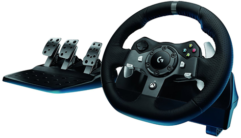 Logitech G920 Driving Force (PC/Xbox One)