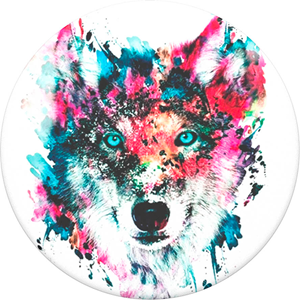 PopSockets PopGrip Wolf