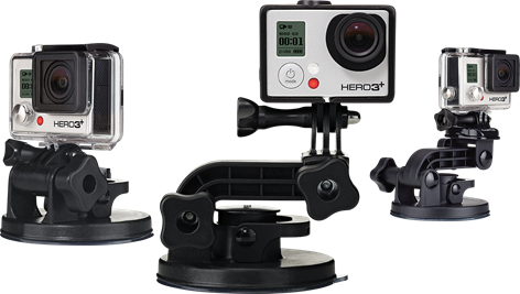 GoPro Suction Cup FA13