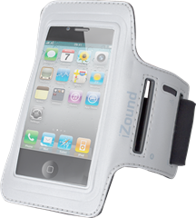 iZound iPhone Armband Reflective
