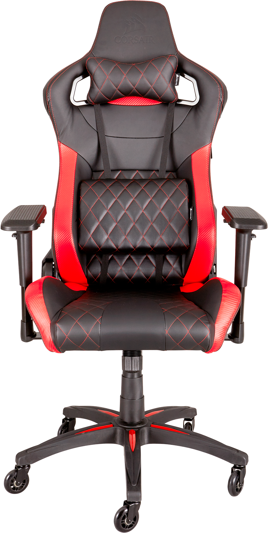 Läs mer om Corsair T1 RACE Gaming Chair Black/Red