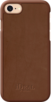 iDeal of Sweden Como Case iPhone 6/6S/7/8/SE Brown