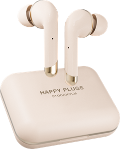 Happy Plugs Air 1 Plus In-Ear Gold