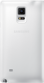 Samsung S-View Wallet Galaxy Note 4 White