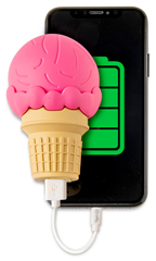 Celly Powerbank 2600mAh Ice Cream