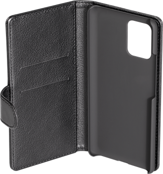 Avity Leather Wallet Case Samsung Galaxy S10 Lite Black