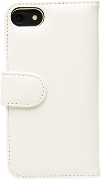 iZound Leather Wallet Case iPhone 7/8 White