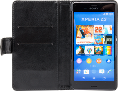 iZound Wallet Case Sony Xperia Z3 Black