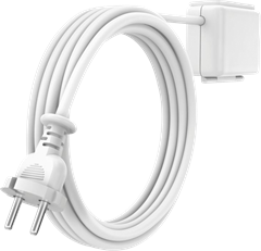 Logitech Circle 2 Accessory Weatherproof Extension 4.5M White