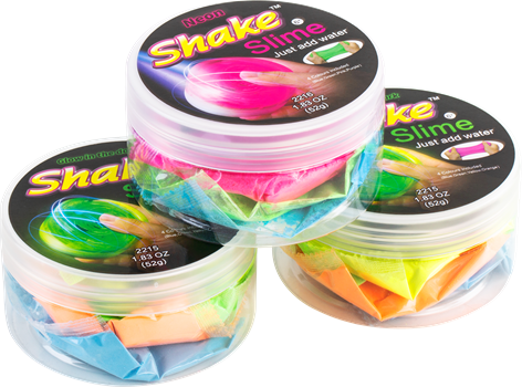 Shake Slime Assorted