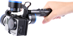 SteadyGim3 3-Axis Handheld Steady Gimbal For GoPro