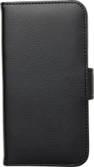 iZound Leather Wallet Case Samsung Galaxy S6 Black