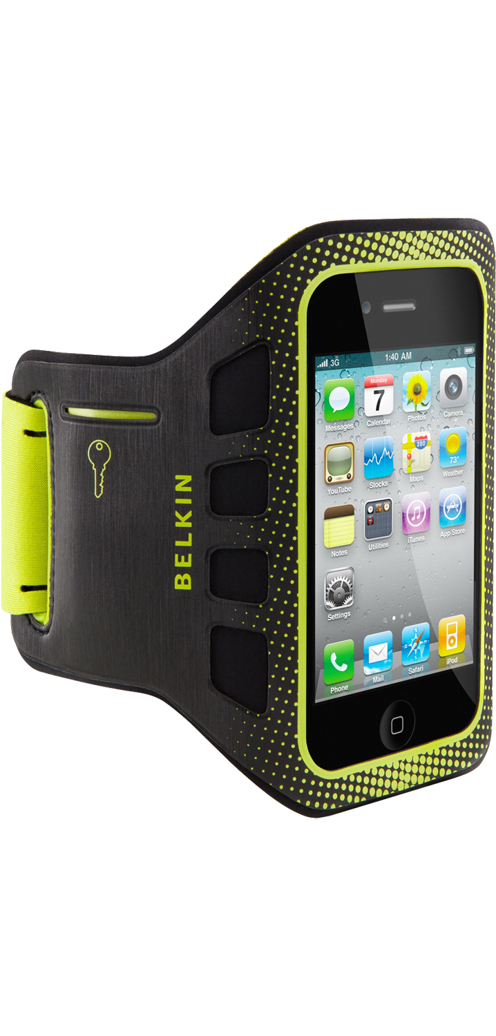 Belkin EaseFit Sports Armband iPhone 4/4S
