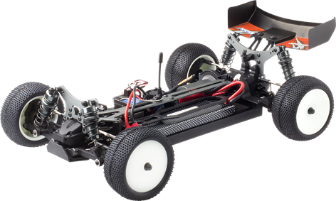 Nanda NR-10 Brushless Buggy RTR 2,4GHz
