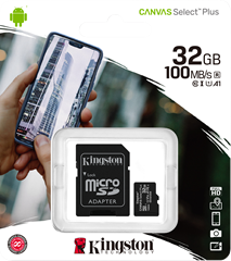 Kingston Canvas Select Plus 32GB
