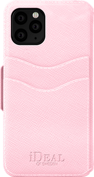 iDeal of Sweden Fashion Wallet iPhone X/XS/11 Pro Pink